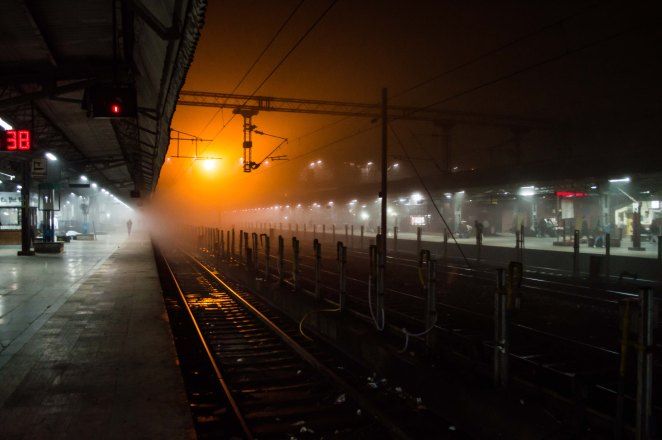 Lost in the mist - Discover365 Project - Day 19