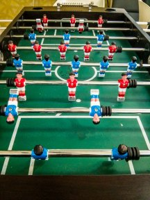 Foosball - Discover365 Project - Day46