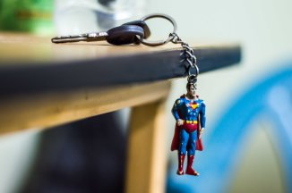 The Day Superman was in Danger – Discover365 Project – Day53