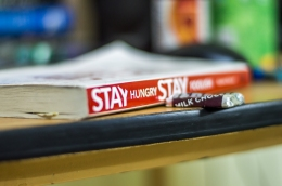 Stay Hungry Stay Foolish - Discover365 Project - Day88